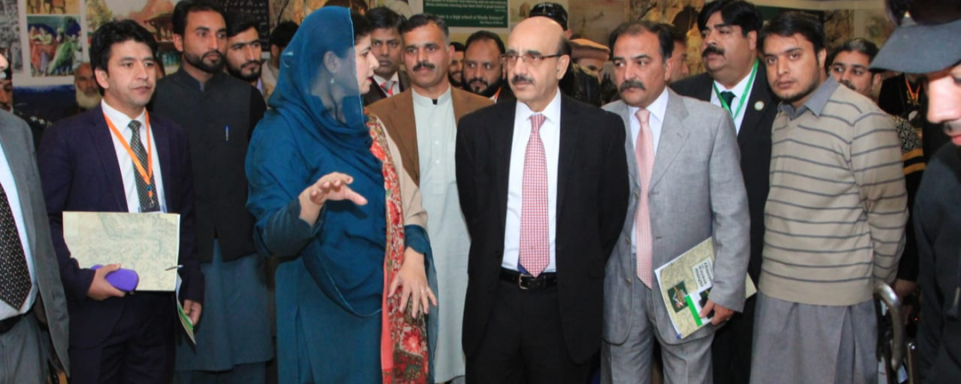 President of AJ&K Sardar Masood Khan while inaugurating 1st Kashmir Archaeological Conference at Mirpur.